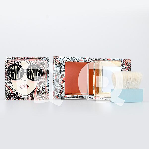 benefit 豔陽加州蜜粉精緻盒 2.5g (台灣專櫃正貨)【芭樂雞】