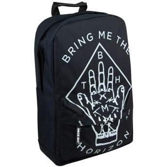 Bring Me The Horizon Backpack Bag Hand Band Logo 新しい 公式