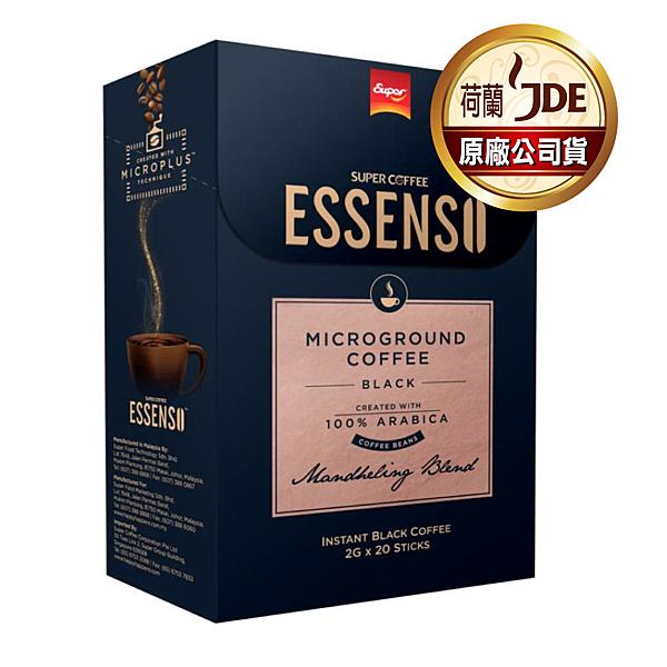 【東勝】ESSENSO曼特寧 微磨黑咖啡 即溶咖啡 100%阿拉比卡原豆