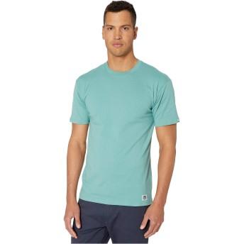 [VANS(バンズ)] メンズTシャツ Elevated Short Sleeve Oil Blue XL [並行輸入品]