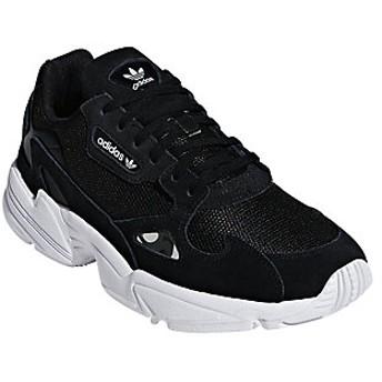 <adidas Originals/アディダス オリジナルス> スニーカー FALCON W core black【三越・伊勢丹/公式】