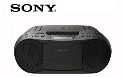 *快客力*SONY 索尼 CD /廣播 / 卡帶 三合一手提音響 CFD-S70