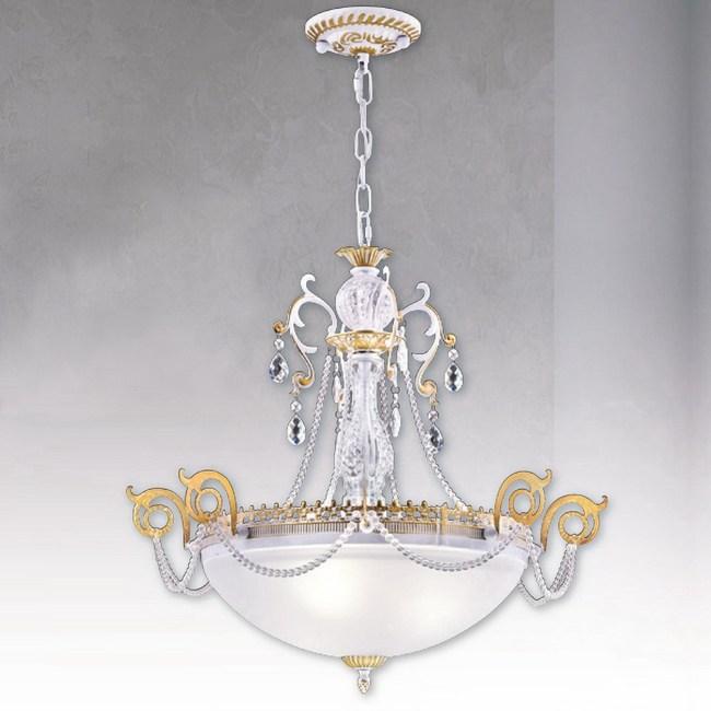 大巨光 古典風吊燈 中 LW-09-1564