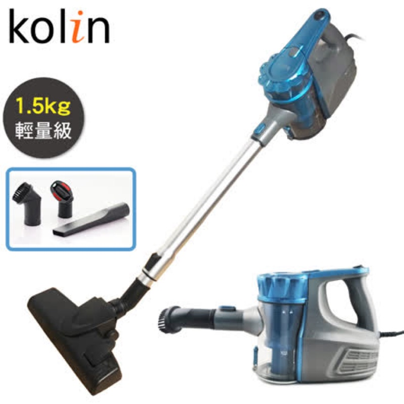 Kolin 歌林 強力旋風有線吸塵器 KTC-UD8020