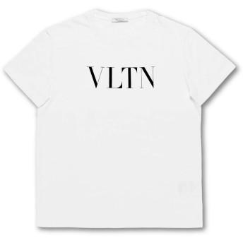 (ヴァレンティノ) VALENTINO 半袖Tシャツ ホワイト XS SV3MG10V3LE A01 [並行輸入品]
