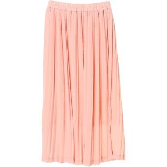 【6,000円(税込)以上のお買物で全国送料無料。】カラープリーツスカート