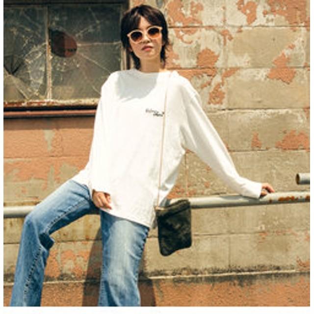 【J Lounge:トップス】VELVASHEEN×LIPSTAR Tシャツ
