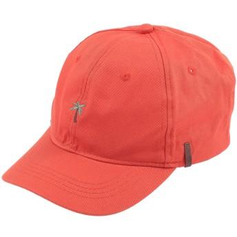 《セール開催中》BARTS メンズ 帽子 オレンジ M/L コットン 100%
