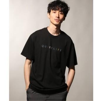 【ジャーナルスタンダード/JOURNAL STANDARD】 THE QUIET LIFE ザ クワイエットライフ RAINBOW Tシャツ