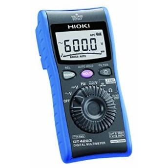 全国送料無料 HIOKI (日置電機) デジタルマルチメータ (抵抗測定搭載の電工用) DT4223