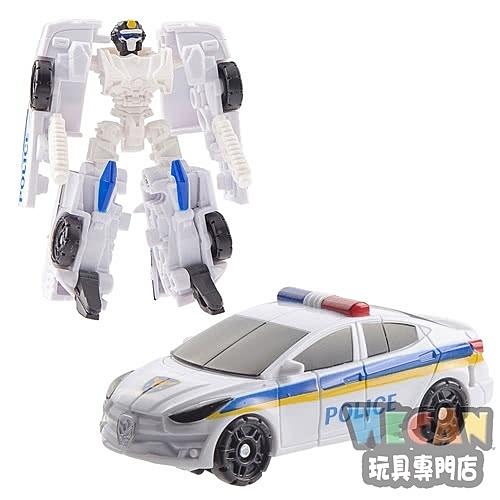 衝鋒戰士HELLO CARBOT 迷你變形 警探酷雷FRON POLICE (CHOIROCK) 32589