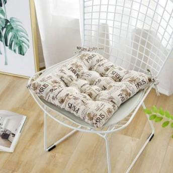 美しく快適 クッションコットンソフト快適な椅子クッション厚い綿のシートクッションスクエアフロア畳クッションホームオフィスインテリア (Color : 8)