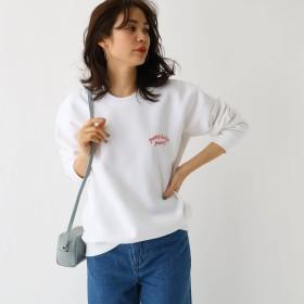 aquagirl(アクアガール)/RITA ロゴスウェットプルオーバー