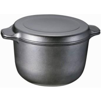 味わい鍋 特深鍋22cm ガス用 文化軽金属鋳造