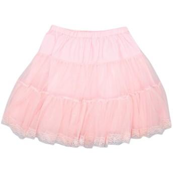 《セール開催中》MONNALISA CHIC ガールズ 9-16 歳 スカート ピンク 9 ポリエステル 100%