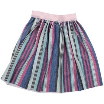 《セール開催中》LE VOLIRE ガールズ 9-16 歳 スカート フューシャ 12 アクリル 60% / Lurex 40%