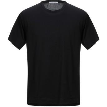 《セール開催中》LOW BRAND メンズ T シャツ ブラック 1 コットン 100%
