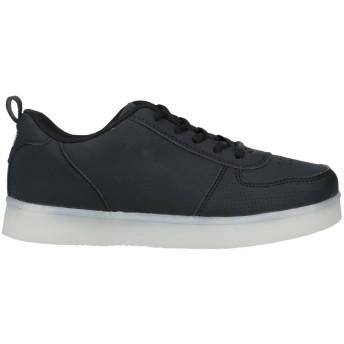 《セール開催中》WIZE & OPE ボーイズ 9-16 歳 スニーカー&テニスシューズ(ローカット) ブラック 34 紡績繊維