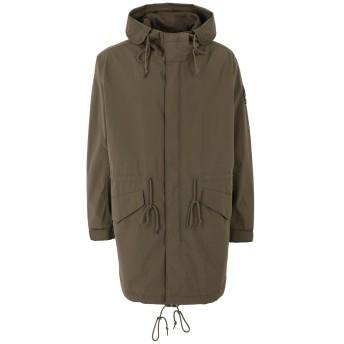 《セール開催中》NAPAPIJRI メンズ ライトコート ミリタリーグリーン S ナイロン 100% ACAPULCO GREEN WAY