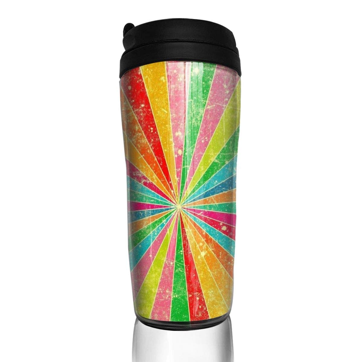16 oz Mugzie 718-TGCSea Life To Go Tumbler with Insulated Wetsuit Cover Black