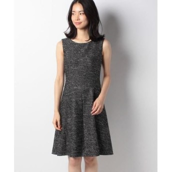 MISS J / ミス ジェイ ロービングツィードドレス