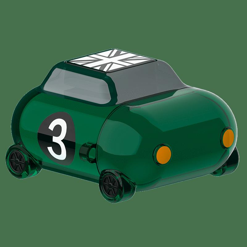 MoveBuddy AirPods 小汽車系列耳機套-透綠