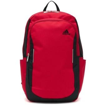 (adidas/アディダス)アディダス リュック adidas スクールバッグ 通学 スクール スポーツ A4 24L 部活 男子 女子 中学生 高校生 57705/ユニセックス レッド