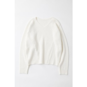 【マウジー/MOUSSY】 BOATNECK 2WAY KNIT トップス