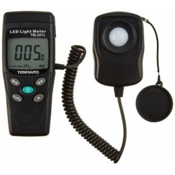 TENMARS デジタル照度計 TM-201L ( 白色LEDライト用 )