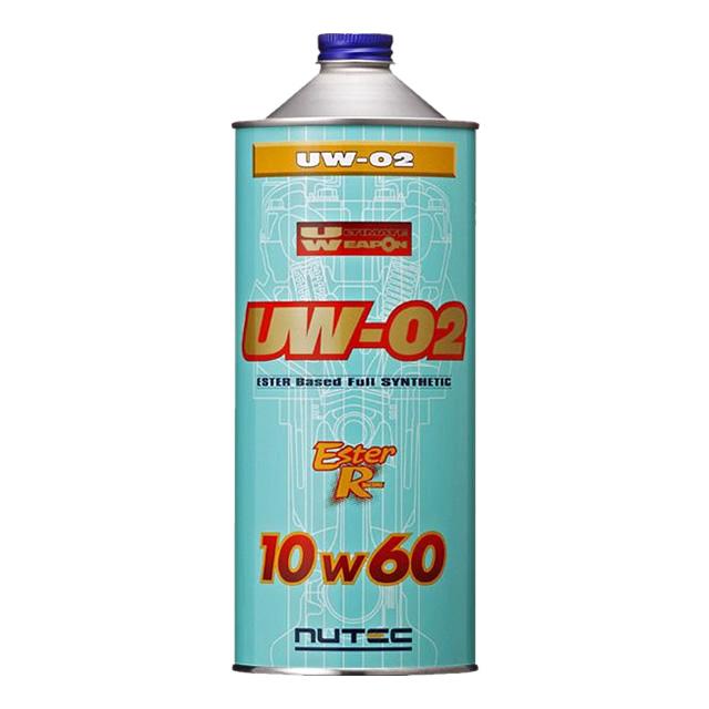 UW系列UW-02 10W-60引擎機油