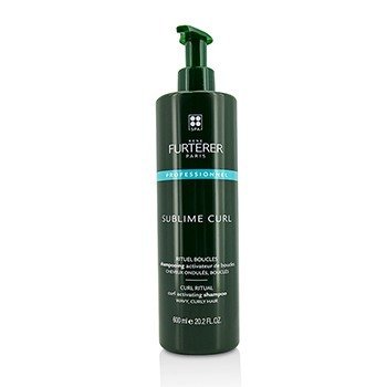 Rene Furterer RF荷那法蕊 Sublime捲髮洗髮精(波浪型捲髮) Sublime Curl Curl Activating Shampoo 600ml/20.29oz - 捲髮及波浪髮
