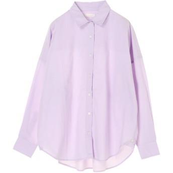 【6,000円(税込)以上のお買物で全国送料無料。】<使える!>コットン2wayシャツ