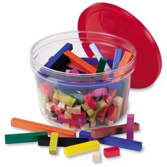 [ラーニング リソース]Learning Resources Cuisenaire Rods Small Group Set: Plastic LER7513 [並行輸入品]