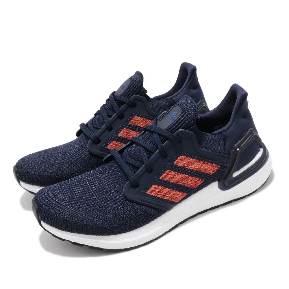 adidas 愛迪達 ULTRA BOOST 20 運動男鞋 EG0693