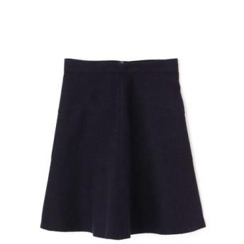 JILLSTUART/ジルスチュアート チコフレアースカート MIDNIGHT 0