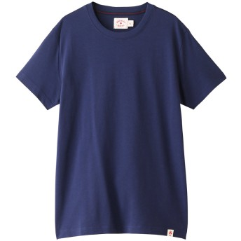 Brooks Brothers ブルックス ブラザーズ メンズ(MENS)【Red Fleece】コットンジャージー ソリッド Tシャツ ネイビー