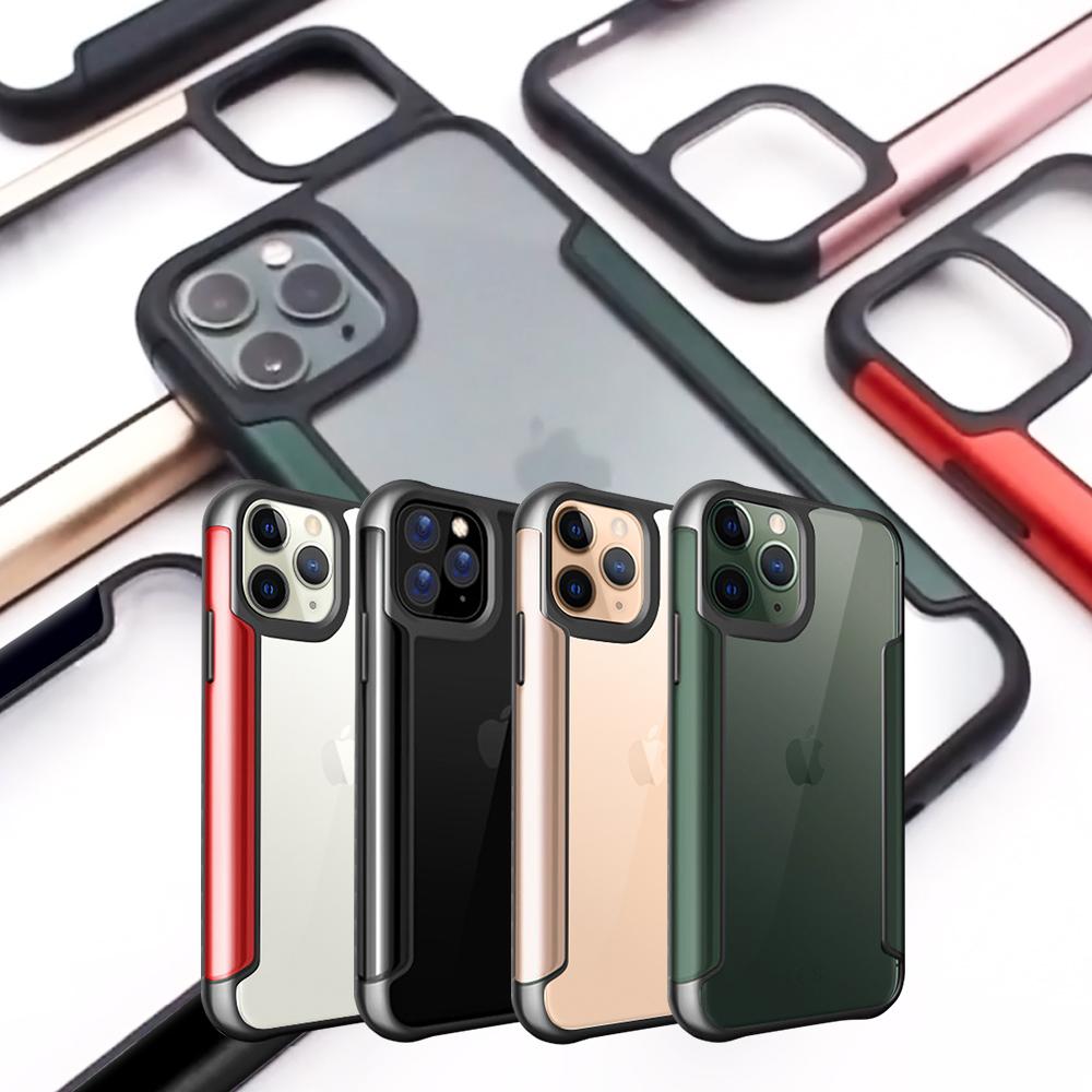 Xmrt iPhone 11 Pro  i11 Pro 金屬風尚軍規防摔手機保護殼