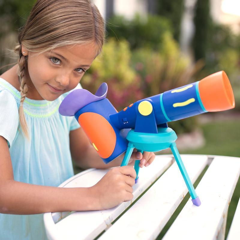 小小探險家 - 會說話的單筒望遠鏡