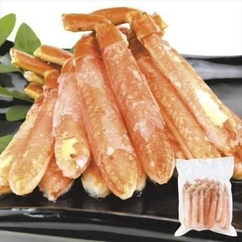 カニ ボイルずわいがに 脚むき身(500g)冷凍便 蟹 国華園