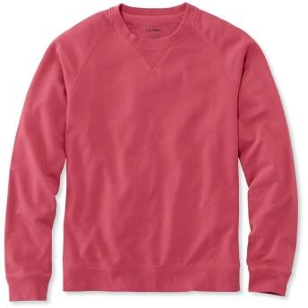 レイクウォッシュ・ガーメント・ダイ・スウェットシャツ、クルーネック スライトリー・フィット/Lakewashed Garment-Dyed Sweatshirt, Crewneck Slightly Fitted