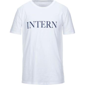 《セール開催中》IDEA メンズ T シャツ ホワイト XS オーガニックコットン 100%