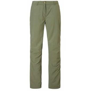 クラッグホッパーズ Craghoppers レディース ハイキング・登山 ボトムス・パンツ NosiLife III Trouser Soft Moss
