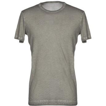《セール開催中》MAJESTIC FILATURES メンズ T シャツ 鉛色 S コットン 100%