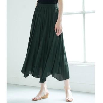 【ロペピクニック/ROPE' PICNIC】 カットプリーツスカート