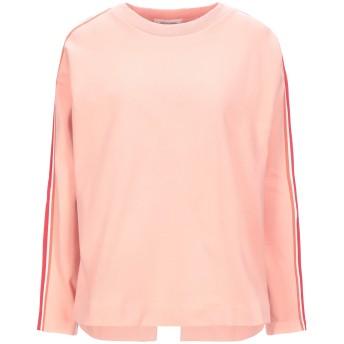 《セール開催中》CHINTI & PARKER レディース スウェットシャツ サーモンピンク XS コットン 100%