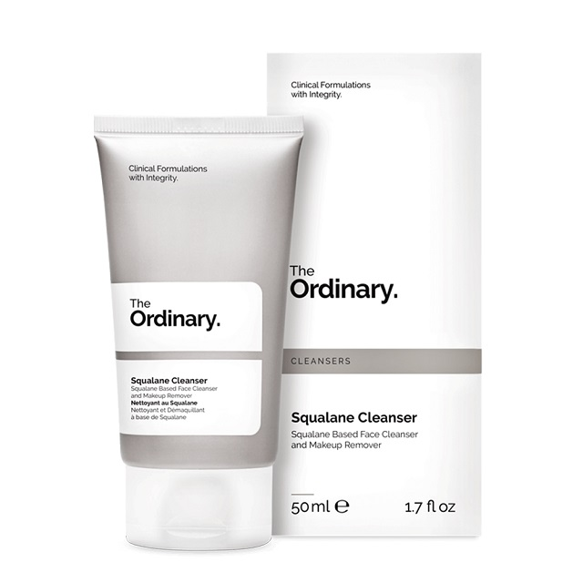 The Ordinary 角鯊卸妝乳 Squalane Cleanser(50ml)