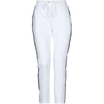 《セール開催中》IMPERIAL レディース パンツ ホワイト XS コットン 95% / ポリウレタン 5%