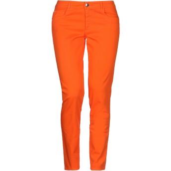 《セール開催中》L' AUTRE CHOSE レディース ジーンズ オレンジ 40 コットン 98% / ポリウレタン 2%