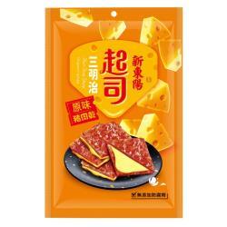 任-【新東陽】起司三明治豬肉乾180g