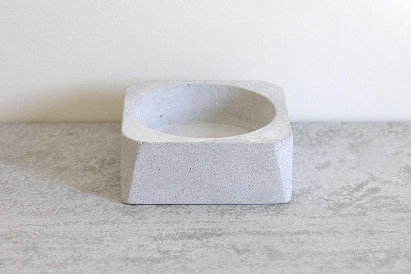 水泥置物盤